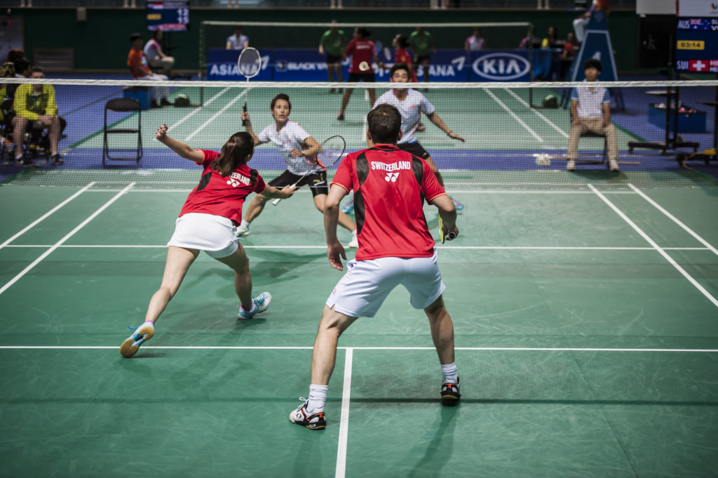 Badminton Wm 2021